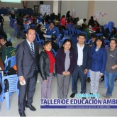 I TALLER DE EDUCACIÓN AMBIENTAL INTEGRADO
